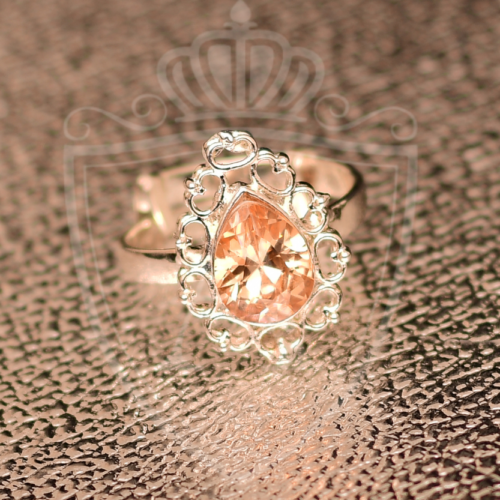 Latest Champagne Color Rings 2021
