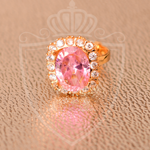 Pink Zircon Rings in Pakistan
