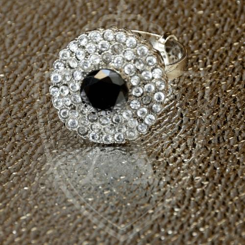 Black Zircon Rings in Pakistan