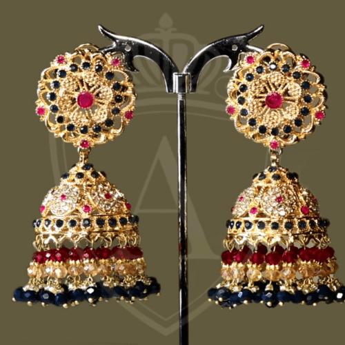 Gold Plated Jumki in Pakistan