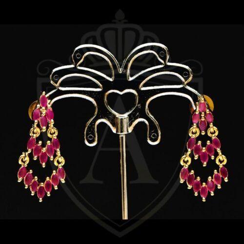 Best Ruby Earrings in Pakistan