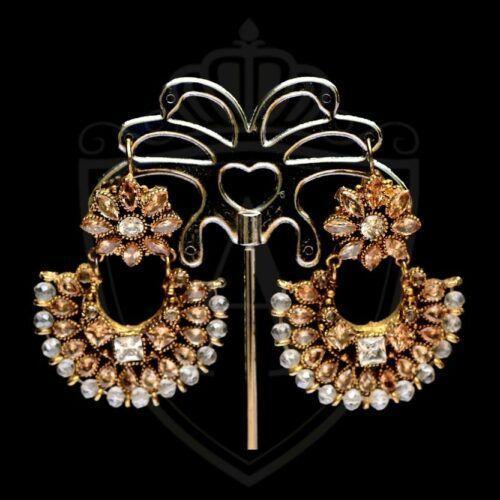 Moon Style Earrings in Pakistan