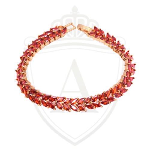 Ruby Stone Bracelet in Pakistan