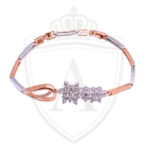 Gold + Silver Bracelet in Pakistan