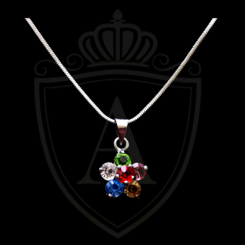 Multi Stone Necklace in Pakistan