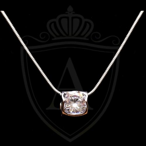 Best Single Stone Necklace 2021