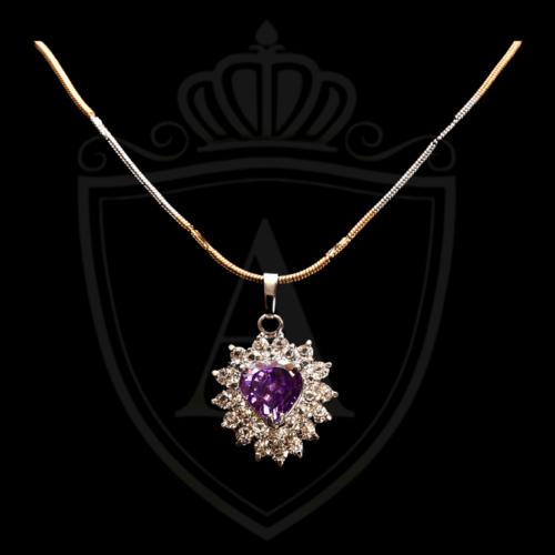 Best Purple Stone Necklace 2021