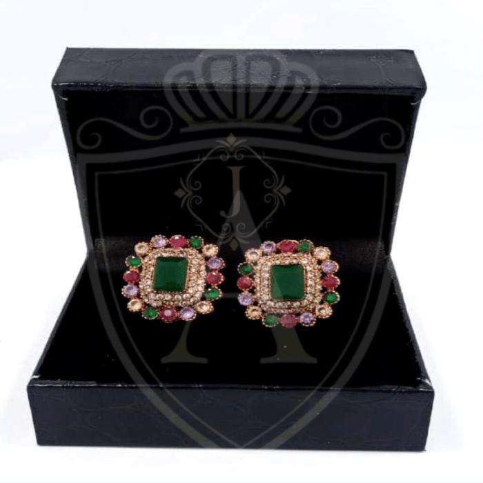 Real Zircona Earrings in Lahore