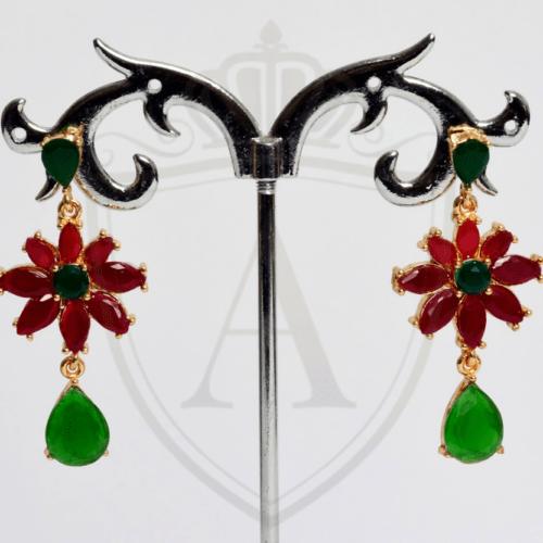 Flower Earrings in Pakistan